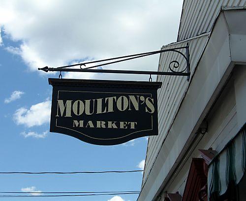Moulton's Sign