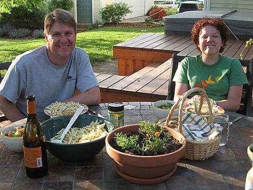 Mark & Nicole