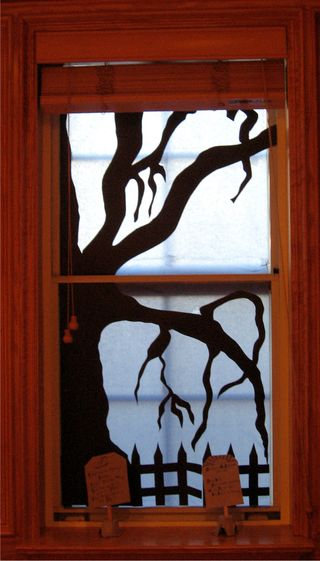 Right Tree Window
