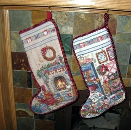 Mark & Cath Stockings