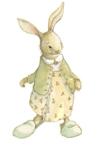 Picture Book Studios Rabbit Print