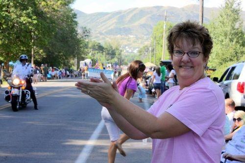 Me at the parade