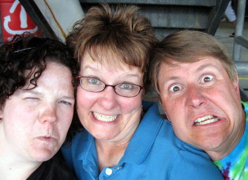 A Funny Trio