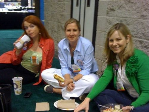 Susan, Jennifer, & Kelly 2