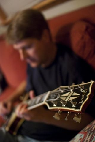 Mark Guitar 1