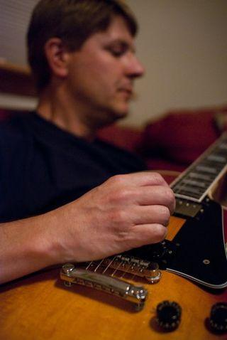 Mark Guitar 2